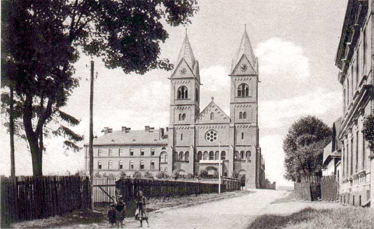 Redemptoristenkirche in Vierzighuben
